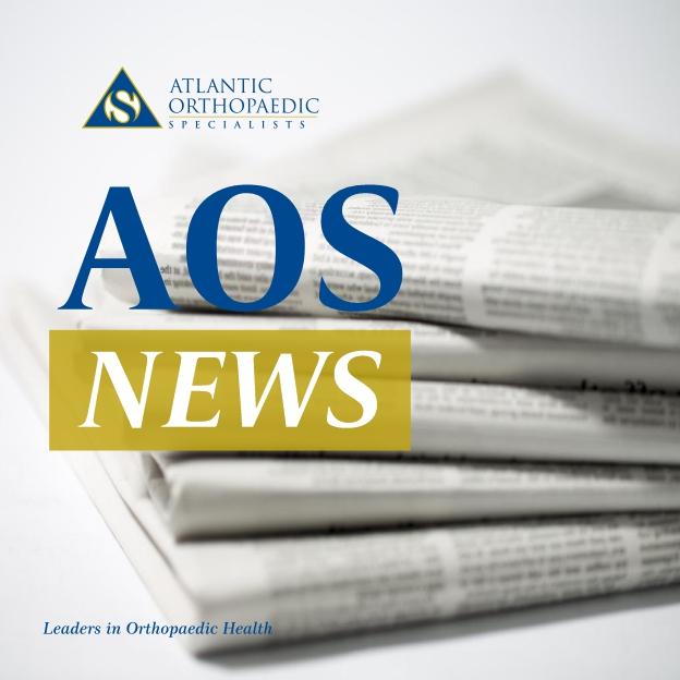 AOS News - Newspaper background