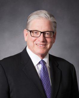 Dr. J. Abbott Byrd III Headshot