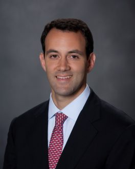 Dr. Bradley C. Carofino Headshot