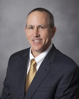 Dr. Samuel C. Kline Headshot