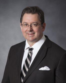 Dr. Paul D. Warren Headshot