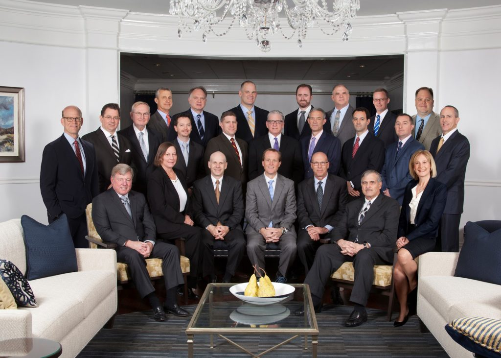 Atlantic Orthopaedic Specialists Physicians Group Photo