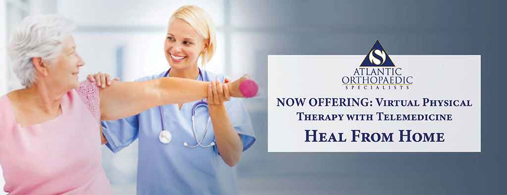 Virtual Physical Therapy Banner
