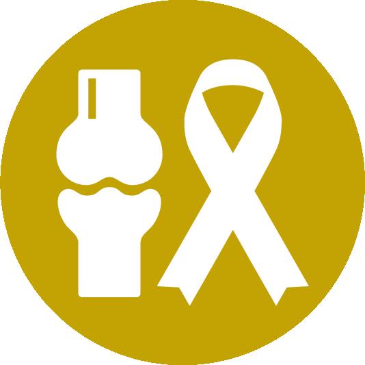 AOS Orthopedic Oncology Surgery Center Logo Icon